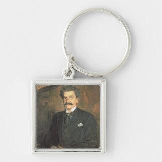 Johann Strauss the Younger, 1895 Keychain