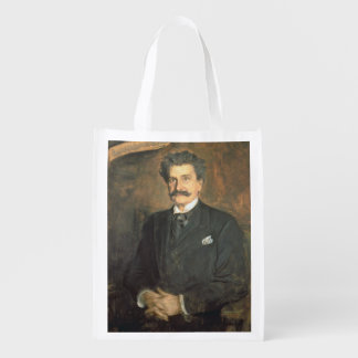 Johann Strauss the Younger, 1895 Market Totes