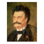 Johann Strauss the Younger, 1895 Postcard