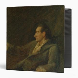 Johann Wolfgang von Goethe, 1775 Binder