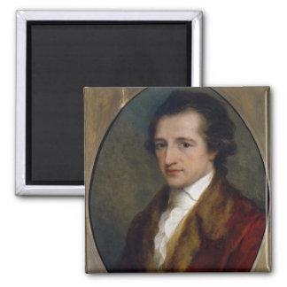Johann Wolfgang von Goethe, 1775 Refrigerator Magnet