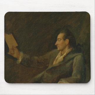 Johann Wolfgang von Goethe, 1775 Mouse Pad