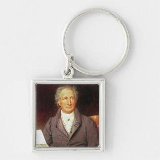 Johann Wolfgang von Goethe  1828 Keychain
