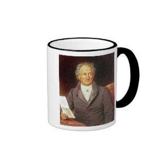Johann Wolfgang von Goethe  1828 Ringer Mug