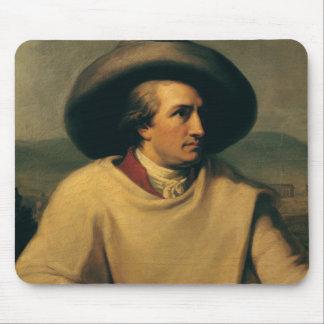 Johann Wolfgang von Goethe Mouse Pad