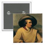 Johann Wolfgang von Goethe Pin