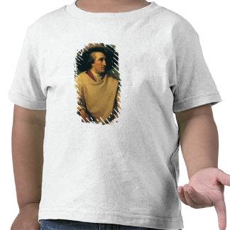 Johann Wolfgang von Goethe Tshirts