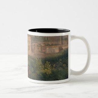 Johann Wolfgang von Goethe  visiting the Mug