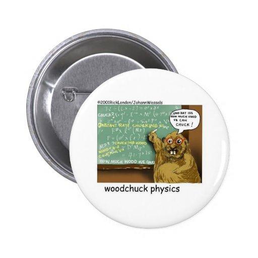 johann_woodchuck pin redondo 5 cm