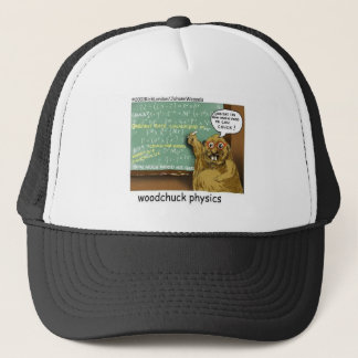 johann_woodchuck trucker hat