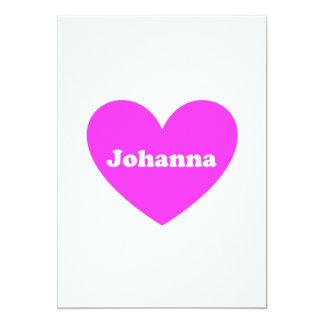 Johanna Card