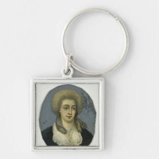 Johanna Elisabeth Mencken Keychain