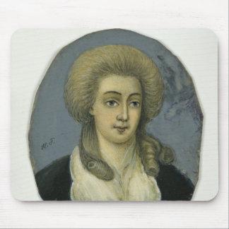 Johanna Elisabeth Mencken Mouse Pad
