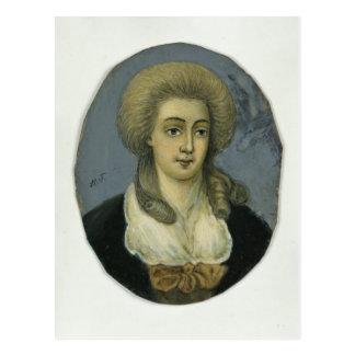Johanna Elisabeth Mencken Postcard