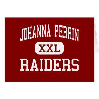 Johanna Perrin - Raiders - Middle - Fairport Greeting Card