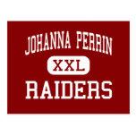 Johanna Perrin - Raiders - Middle - Fairport Postcard