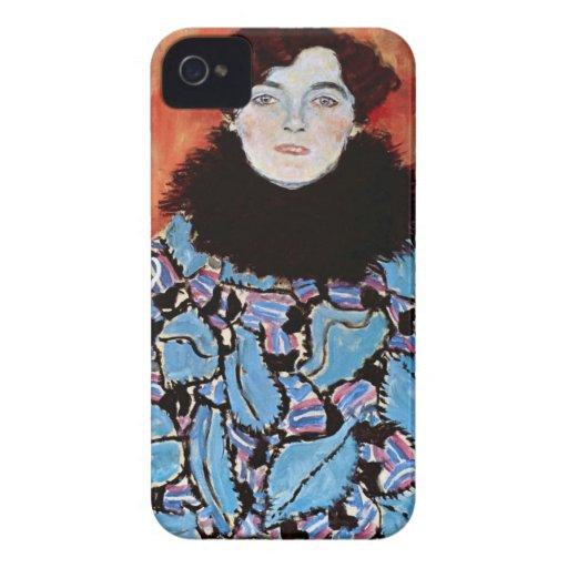 Johanna Staude by Gustav Klimt Blackberry Bold Cover