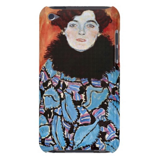 Johanna Staude by Gustav Klimt iPod Touch Case-Mate Case