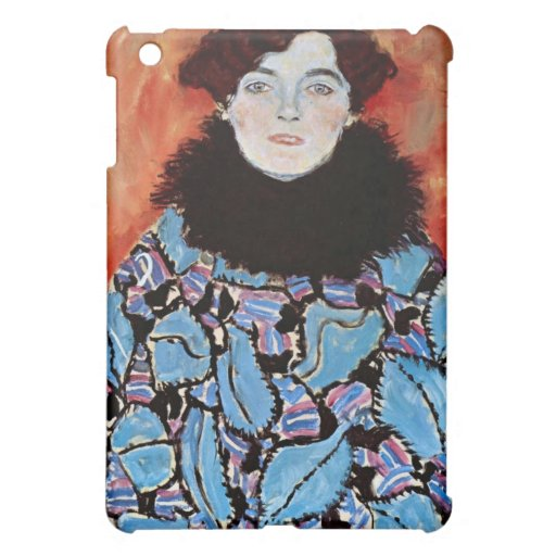 Johanna Staude by Gustav Klimt Case For The iPad Mini