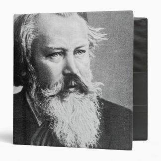 Johannes Brahms, 1879 Binders