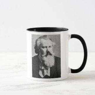 Johannes Brahms, 1879 Mug