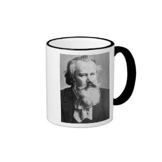 Johannes Brahms, 1879 Tazas De Café