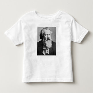 Johannes Brahms, 1879 Toddler T-shirt