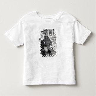 Johannes Brahms, c.1897 Toddler T-shirt