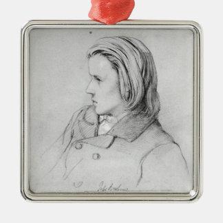 Johannes Brahms envejeció veinte, 1853 Ornamentos Para Reyes Magos