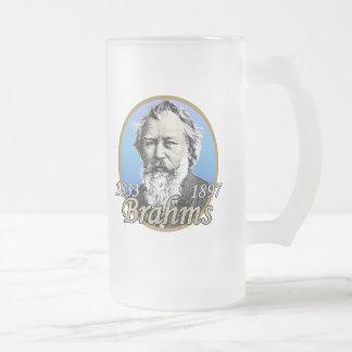 Johannes Brahms Coffee Mug