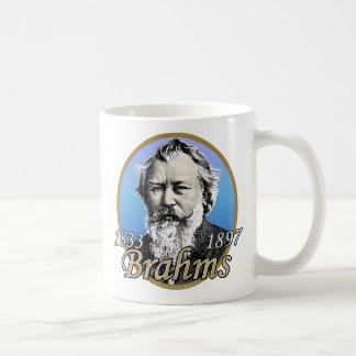 Johannes Brahms Mugs