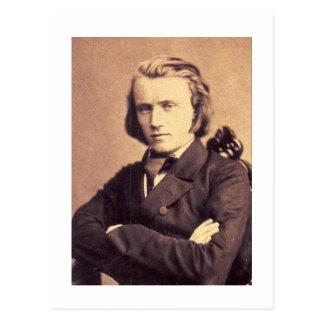 Johannes Brahms Postal