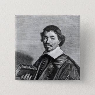 Johannes Hoornbeek, engraved by Jonas Button