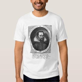 Johannes Kepler 1590 Playeras
