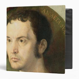 Johannes Kleberger, aged 40, 1526 Binder