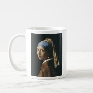 Johannes Vermeer Artist's mug