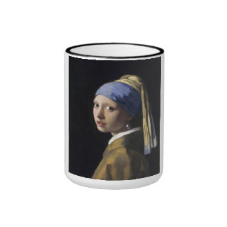 Johannes Vermeer - Girl with a Pearl Earring Mug