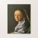 Johannes Vermeer - Maid puzzle