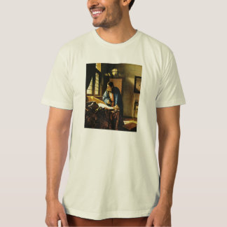 Johannes Vermeer's The Geographer (circa 1669) T-Shirt