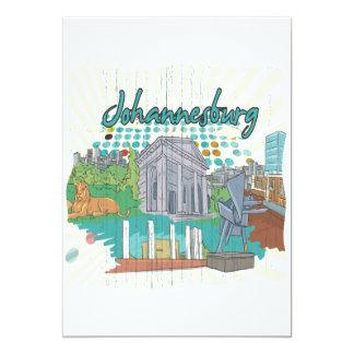 Johannesburg Card