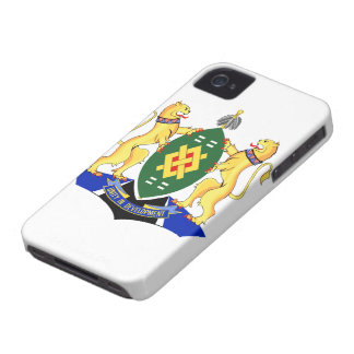 Johannesburg Coat of Arms Case-Mate iPhone 4 Cases
