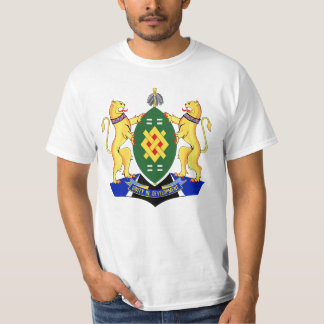 Johannesburg Coat of Arms T-shirt
