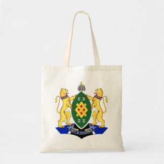 Johannesburg Coat of Arms Tote Bag