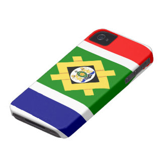 Johannesburg Flag iPhone 4 Case-Mate Cases