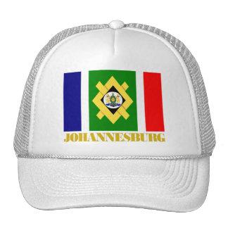 Johannesburg Flag Trucker Hat