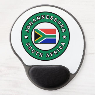 Johannesburg South Africa Gel Mouse Pad