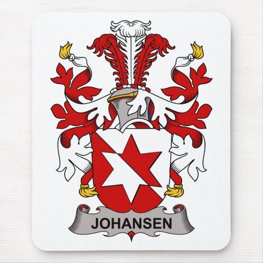 Johansen Family Crest Mouse Pad