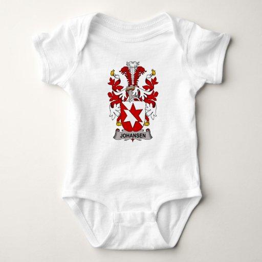 Johansen Family Crest T-shirt