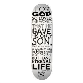 John316Deck Skateboard Deck