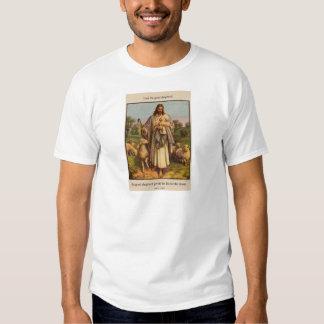 John  10  11 tee shirt